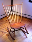 Windsor Chair - Contempory Rocker